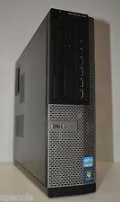 DELL OPTIPLEX 790 DT Intel i3-2100 3.10GHz 500 GB HDD 8GB DDR3  Win 7 Pro Wifi