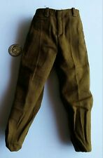 DID WWII SGT Donald hell on Wheels Pants 1/6 Toys Soldier GI Dragon Bbi Trousers