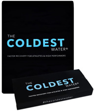 The Coldest Ice Pack Gel Reusable Flexible Therapy Best for Back Pain Leg Arm x