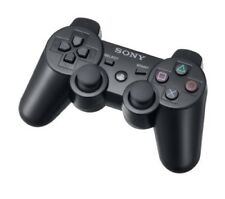PlayStation 3 Official Dualshock 3 Wireless Controller - Black