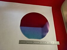 SILICON SEMICONDUCTOR WAFER WITH MICRO COMPONENTS COLLECTABLE PART AS IS &L4