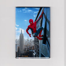SPIDERMAN : HOMECOMING / TOWER - MINI POSTER MAGNET (marvel print toy shirt 2017