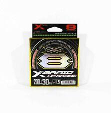 YGK P.E Line X Braid Upgrade X8 200m P.E 1.5 30lb (0463)
