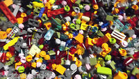 ☀️BRAND NEW 100+ SMALL DETAIL MIX OF LEGO LEGOS PIECES HUGE BULK LOT  PARTS