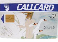 SCHEDA IRLANDA-Call Card-20 units-TELECOM EIREANN
