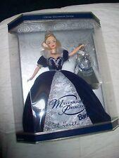 1999 Holiday Millennium Princess Barbie Spiral Backround SIGNED By RUTH HANDLER