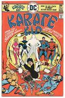 Karate Kid 1 DC 1975 FN Legion Of Super Heroes Superman Mike Grell