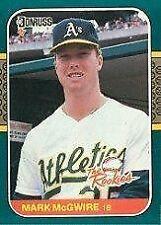 Donruss Original Set Modern (1981-Now) Baseball Cards