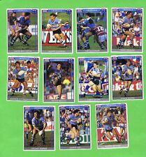 1993  CRONULLA SHARKS  RUGBY LEAGUE CARDS