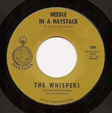 WHISPERS Needle In A Haystack  Crossover Soul 45 on Soul Clock  Listen