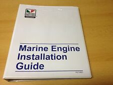 LISTER PETTER MARINE ENGINE INSTALLATION GUIDE 027-08651