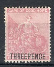 CAPE OF GOOD HOPE 1880 STAMP Sc. # 30 MH