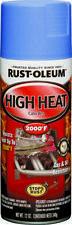 Rustoleum Automotive Rust Preventive High Heat Spray Paint, 12 oz Aerosol Can,