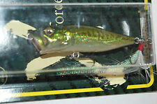 megabass pop x popx made in japan bass topwater popper 1/4oz gg bass 64mm