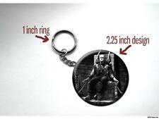 Frankenstein Monster in chair Classic monster  Key Chain