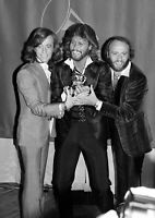 Art print poster ,canvas The Bee Gees Smiling