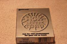 Lot of 4 ZFR5D-11 Spark Plug-Standard NGK 4936 fits 1989 Nissan 240SX 2.4L-L4