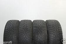 4x Dunlop SP Winter Sport 3D 205/55 R16 91H M+S, 5,5mm, nr 5309