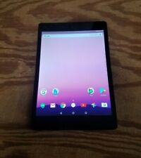 HTC Google Nexus 9 16GB- Black - WiFi Only- Fully Functional- READ BELOW