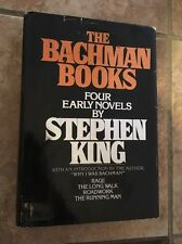 VINTAGE BOOK~THE BACHMAN BOOKS Stephen King