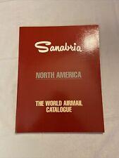 Sanabria North America The World Airmail Catalogue