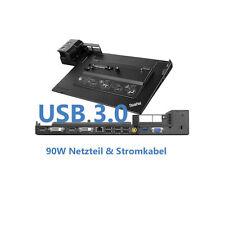 LENOVO THINKPAD MINI STATION PLUS Séries 3,4338 avec USB 3.0,90W nouvelle partie