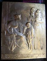 MED3371 - MEDAILLE ORPHELINS PTT GUERRE 1914-1918 par PUECH - FRENCH MEDAL