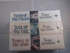 Terry Goodkind 3 PAPERBOOK SET NEW