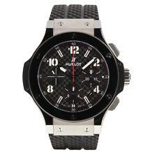 Hublot Big Bang 44 mm Chronograph Automatic Steel Carbon Watch 301.SB.131.RX
