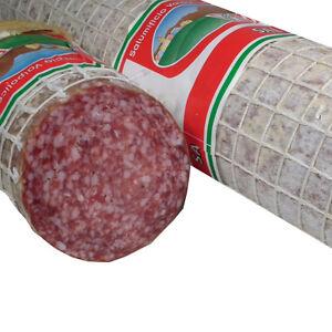 Salame Milano - Italienische Wurstspezialität - 500g - Salami Milanese