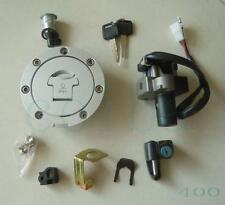 HONDA CB-1 400 BROS400 BROS650 Fuel Cap Ignition Switch+Gas Cap Cover lock
