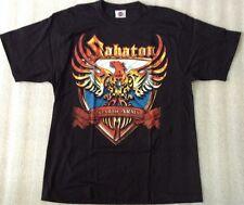 """SABATON """"Coat To Arms"""" T-Shirt NEW"""