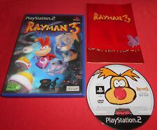 Playstion PS2 Rayman 3 Hoodlum Havoc [PAL (Fr)] PS Two Fat Slim  *JRF*