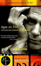 Agee on Film: Criticism and Comment on the Movies Modern Library Movies
