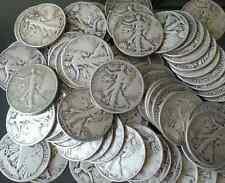 Lot(2 Coins) Rare Higher Grade Walking Liberty Half Dollar From Estate Hoard