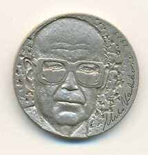 Finland President Kekkonen Silver 10 Markkaa 1975 UNC