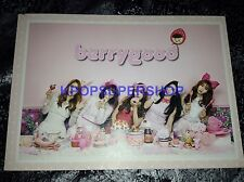 Berrygood Because of You 2nd Digital Single Promo CD Great Cond. Berry Good AOA
