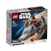 LEGO® Star Wars™, 75224 Sith Infiltrator Microfighter,  NEU & OVP