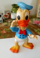 "Walt Disney Productions 1962 - LARGE 10"" DONALD DUCK Rubber Elephant Brand"