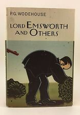 P G WODEHOUSE Lord Emsworth and Others HB/DJ 1st Thus