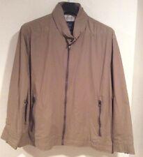 Mens Sz 3XB RTY Roundtree & Yorke Casuals Jacket Coat NWT NEW Khaki Big Man