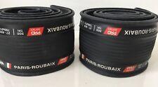 Challenge Paris Roubaix Folding Road Bike Tyres Black 700 x 27 mm (Pair)