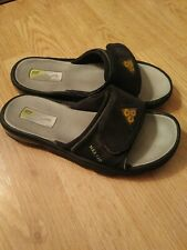 Nike Sandals Size 10 Men Black Lime