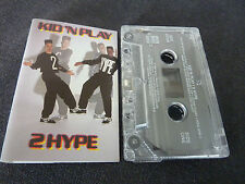 KID N PLAY 2 HYPE ULTRA RARE CASSETTE TAPE!