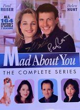 Mad About You DVD set Complete Original Series Signed Helen Hunt & Paul Reiser!