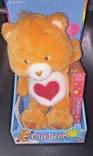 Care Bear Tenderheart Bear NWT Original Box & Sealed VHS Care-A-Lot's Birthday