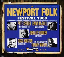 NEWPORT FOLK FESTIVAL 1960 (NEW SEALED 3CD)