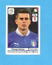 PANINI-EURO 2012-Figurina n.326- MOTTA - ITALIA -NEW