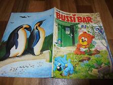 Rolf Kauka / BUSSI BÄR #  3 / 1981 -- Bastelbogen: KARUSSELL