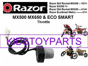 36V Razor MX500 SX500 MX650 EcoSmart Metro Twist Throttle 6 wire variable speed